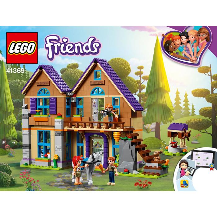 Lego Mias House Set 41369 Instructions Brick Owl Lego Marketplace
