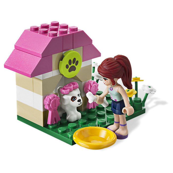 lego friends instructions house