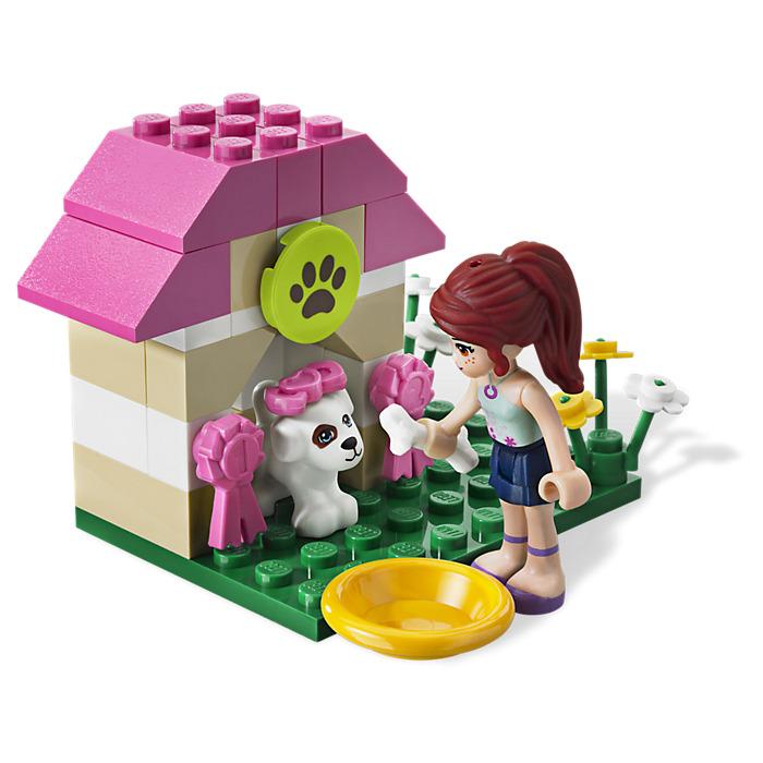 Lego Mias Puppy House Set 3934 Brick Owl Lego Marketplace