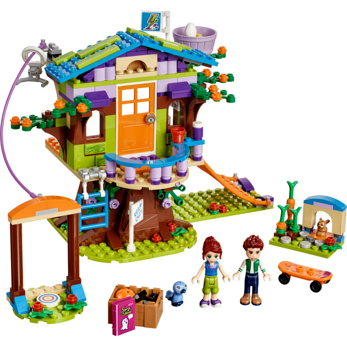 LEGO Mia's Tree House Set 41335 | Brick Owl - LEGO Marketplace