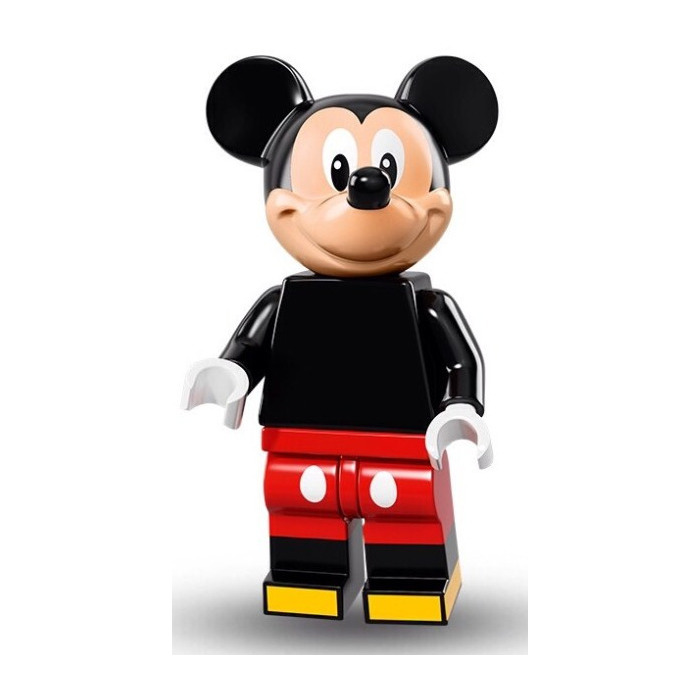 LEGO Disney Mickey Mouse Tuxedo Jacket Minifigure from Castle 71040 new minifig