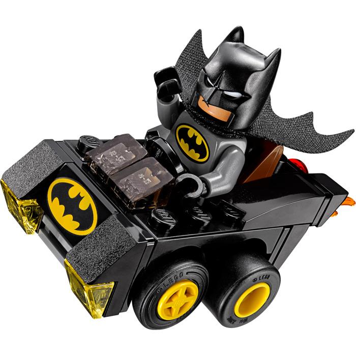 lego mighty micros batman vs catwoman set 76061 brick. Black Bedroom Furniture Sets. Home Design Ideas