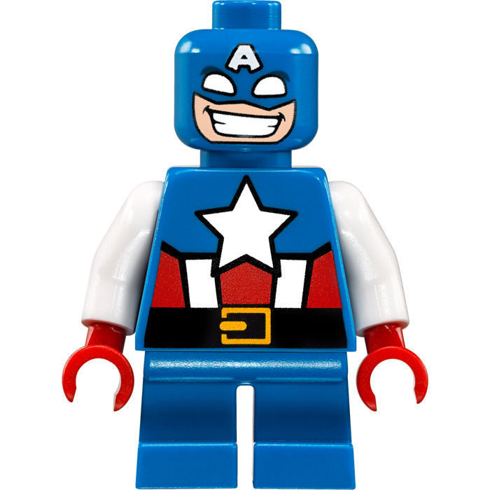 Lego mighty micros captain america vs red skull set 76065 brick owl lego marketplace - Lego capitaine america ...