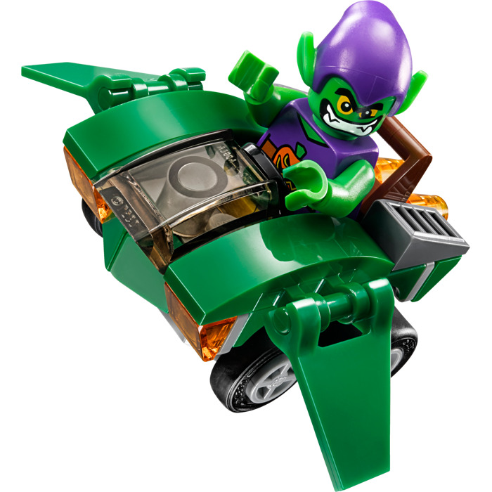 LEGO Mighty Micros: Spider-Man vs. Green Goblin Set 76064 ...