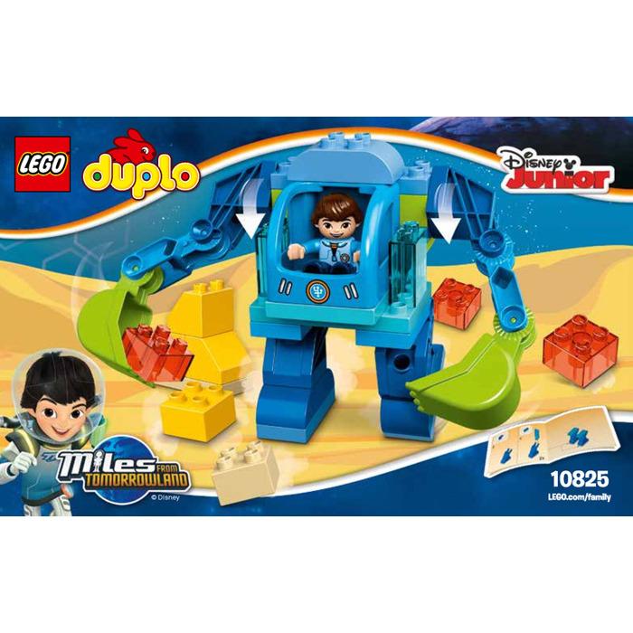 LEGO Miles' Exo-Flex Suit Set 10825 Instructions | Brick Owl - LEGO ...