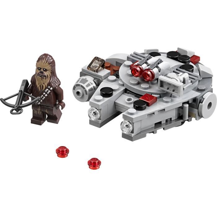 millennium falcon lego  LEGO Millennium Falcon Microfighter Set 75193