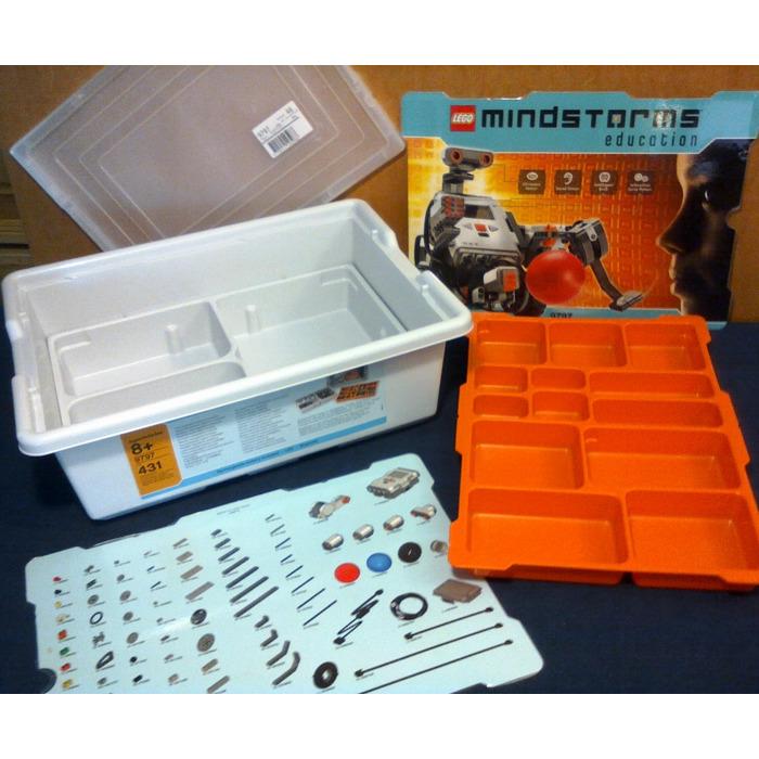 LEGO Mindstorms Education Base Set 9797 Packaging | Brick