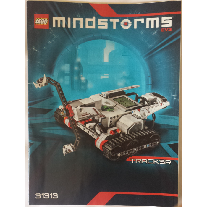 LEGO Mindstorms EV3 Set 31313 Instructions | Brick Owl - LEGO ...