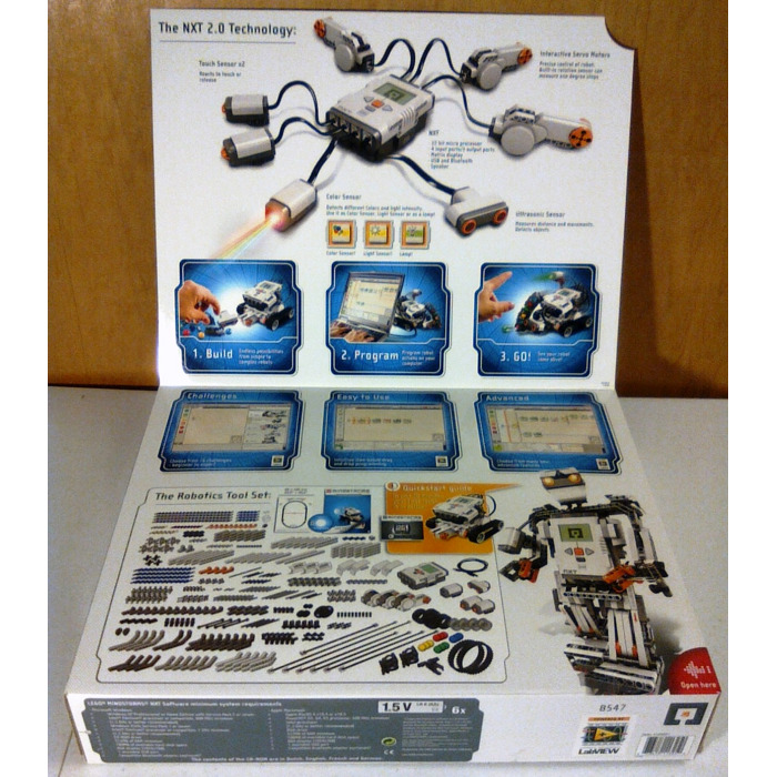 Lego Mindstorms Nxt Claw Instructions NXT Claw Car with Game