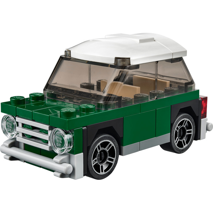 Lego Mini Cooper Mini Model Set 40109 Brick Owl Lego Marketplace