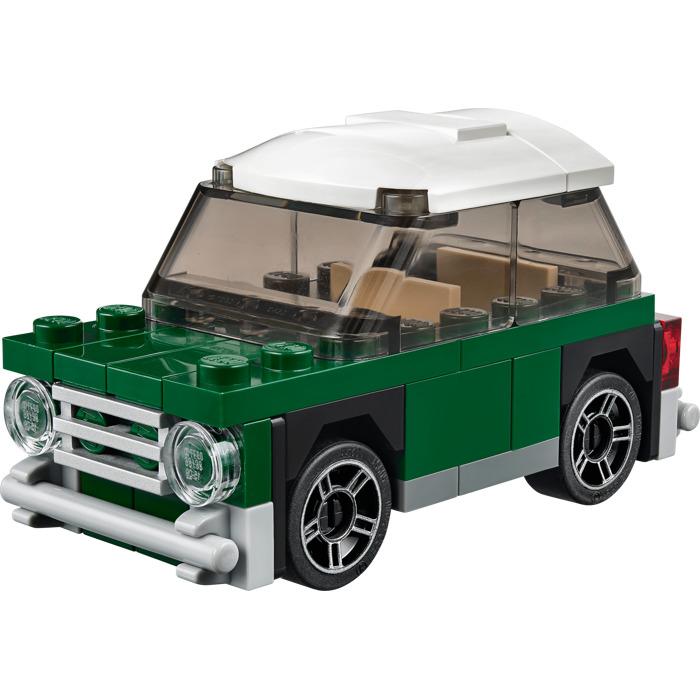lego mini cooper mini model set 40109 brick owl lego. Black Bedroom Furniture Sets. Home Design Ideas