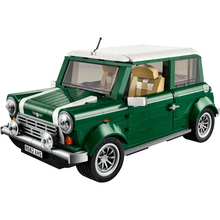 lego mini cooper mk vii set 10242 brick owl lego. Black Bedroom Furniture Sets. Home Design Ideas