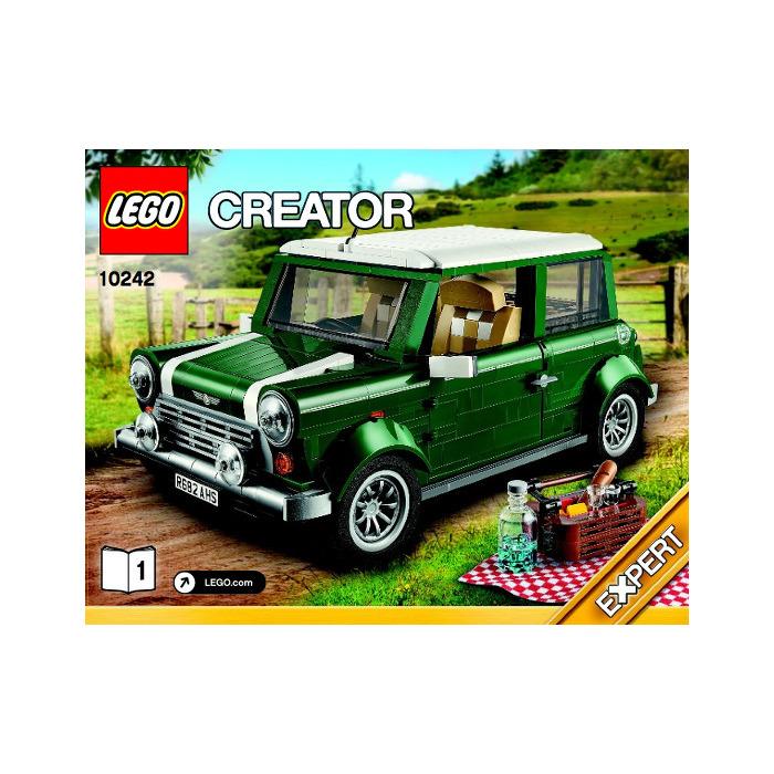 Lego Mini Cooper Mk Vii Set 10242 Instructions Brick Owl Lego