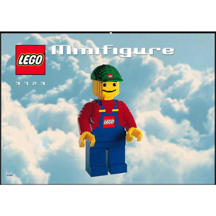 Lego Mini Figure Set 3723 Instructions Brick Owl Lego Marketplace