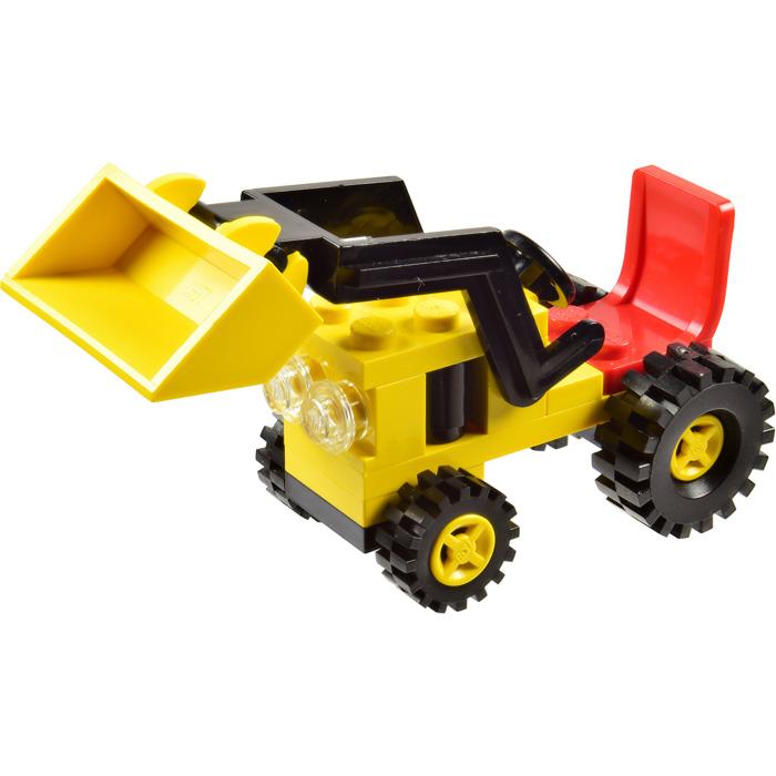 LEGO PART 3314 VEHICLE DIGGER BUCKET ARM 2 X 6 X 2 BLACK