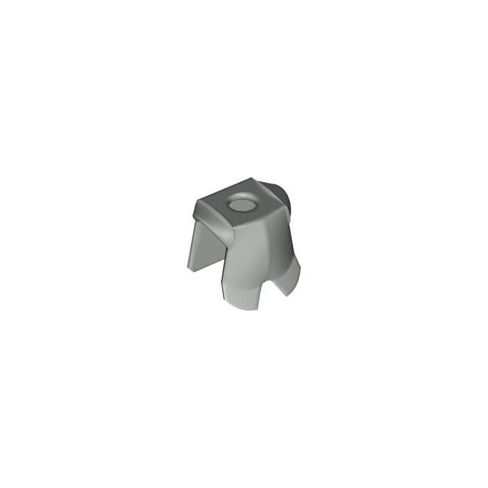 Lego Castle Black Speckle Silver Body Armor Minifig NEW