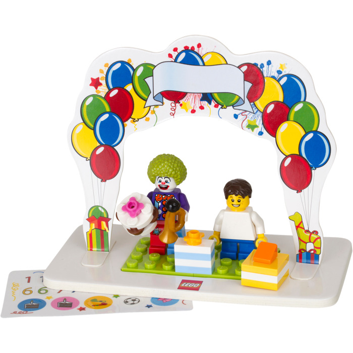 Lego Minifigure Birthday Set 850791 Brick Owl Lego
