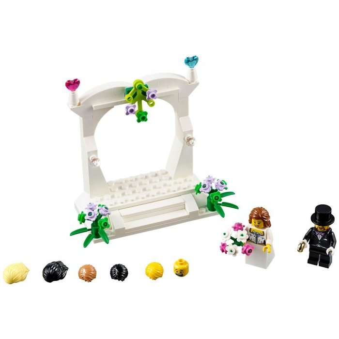 Lego Wedding Cake Topper Dimensions