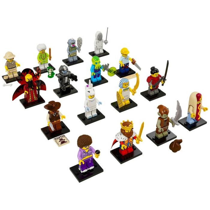 lego minifigures series 13 - photo #5