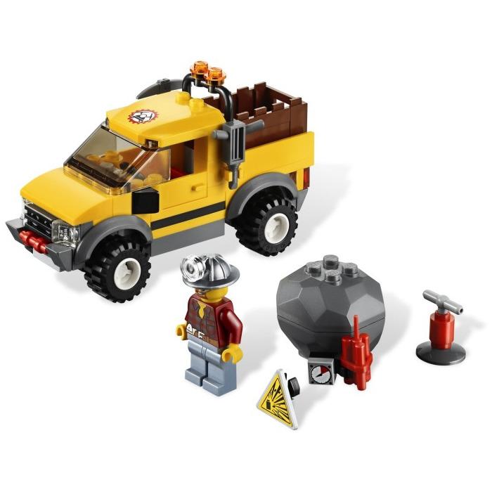 Lego Mining 4x4 Set 4200 Brick Owl Lego Marketplace