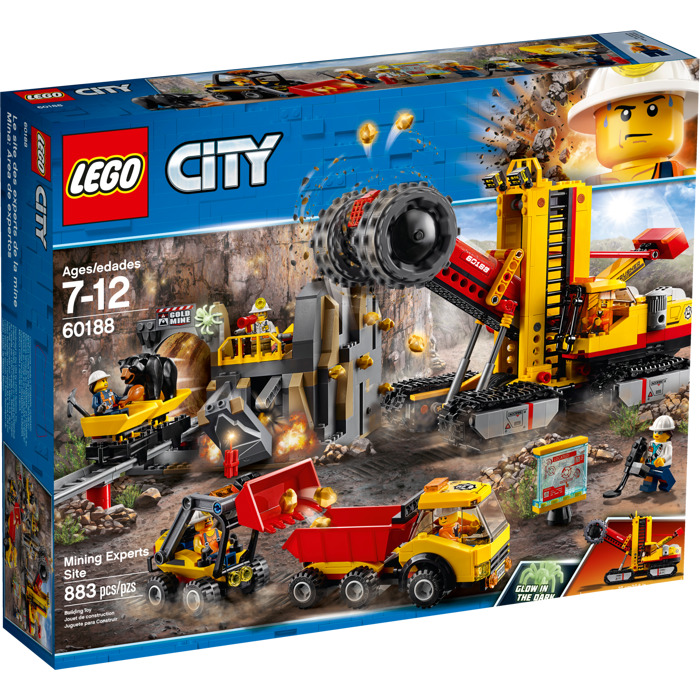 lego mining experts site set 60188 brick owl lego marketplace. Black Bedroom Furniture Sets. Home Design Ideas
