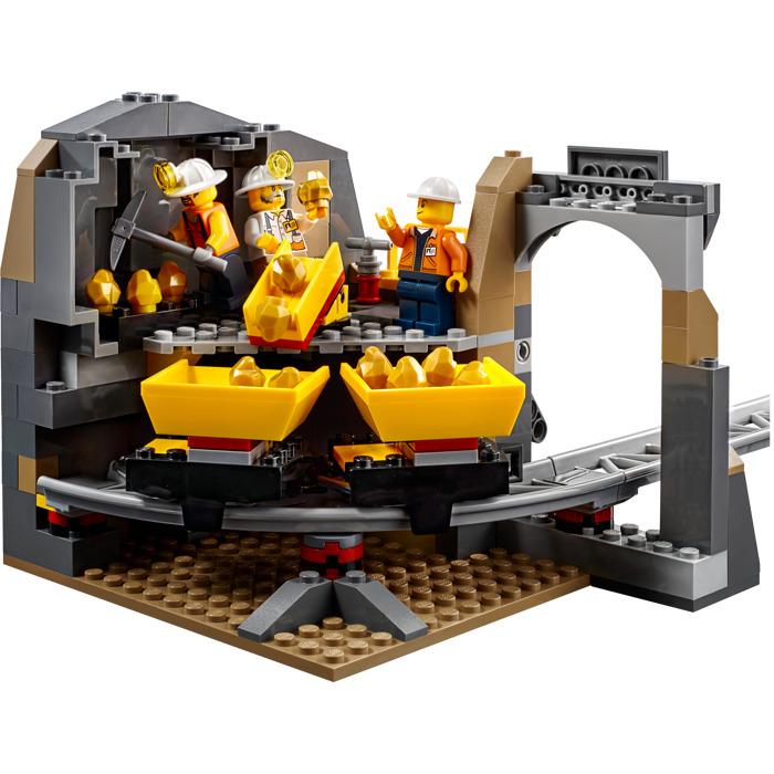 lego mining set instructions