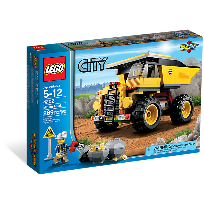 lego city 4202 instructions