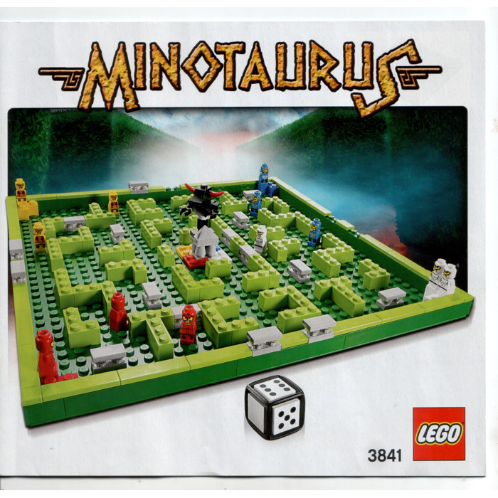 Lego Minotaurus 3841 Instructions Brick Owl Lego Marketplace