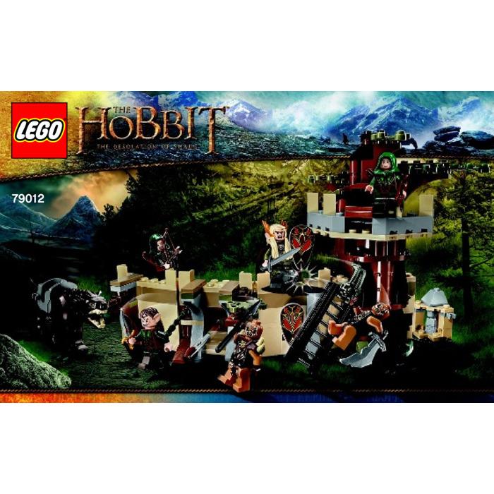 Lego Mirkwood Elf Army Set 79012 Instructions Brick Owl Lego