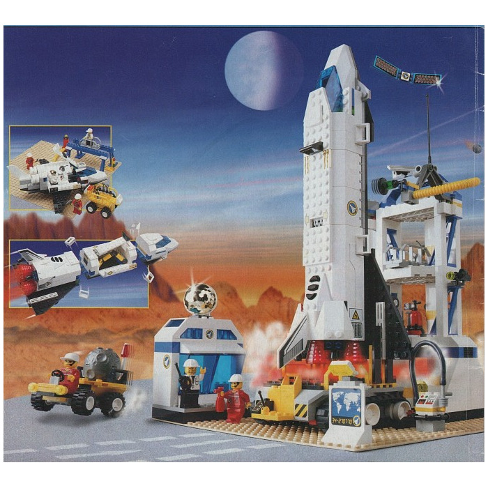LEGO Mission Control Set 6456
