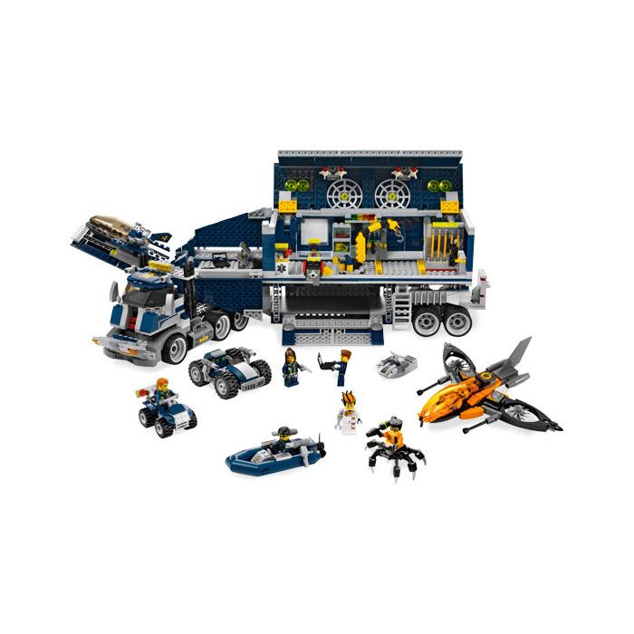 Lego Mobile Command Center Set 8635 Brick Owl Lego Marketplace