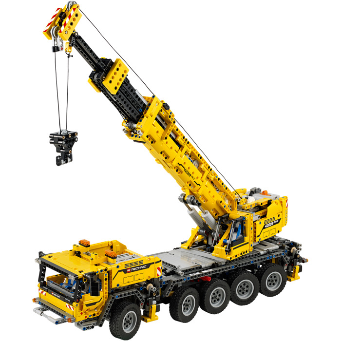 Lego Mobile Crane Mk Ii Set 42009 Brick Owl Lego Marketplace