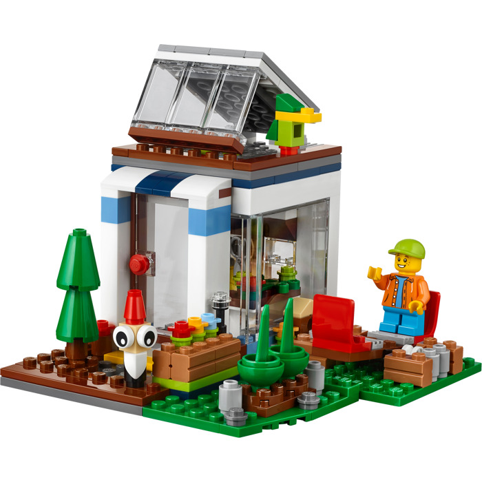 Lego Modular Modern Home Set 31068 Brick Owl Lego