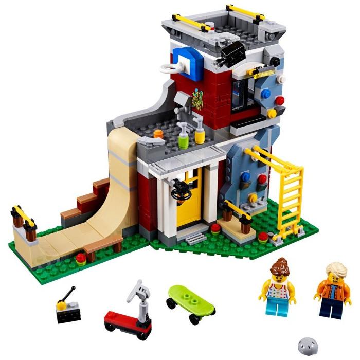 Lego Mini Roller Skate