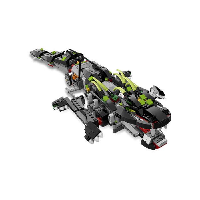 lego monster dino instructions