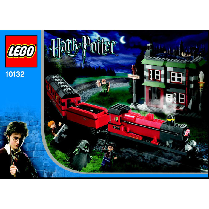 Lego Motorised Hogwarts Express Set 10132 Instructions Brick Owl
