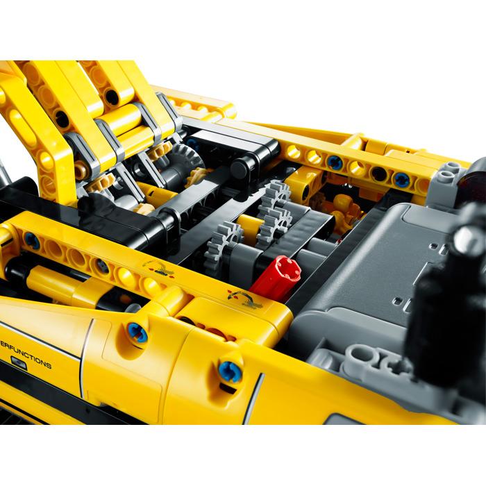 LEGO Motorized Excavator Set 8043 | Brick Owl - LEGO Marketplace