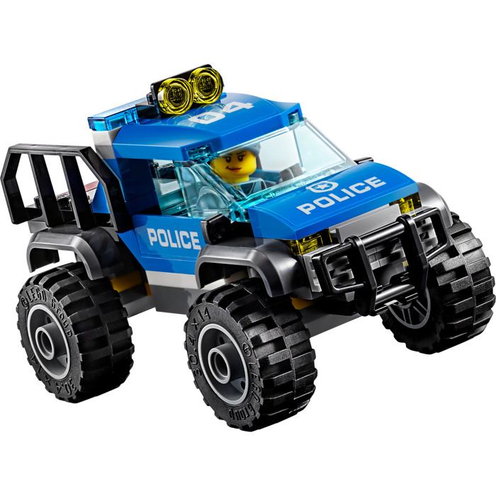 Lego Mountain Police Headquarters Set 60174 Brick Owl Lego