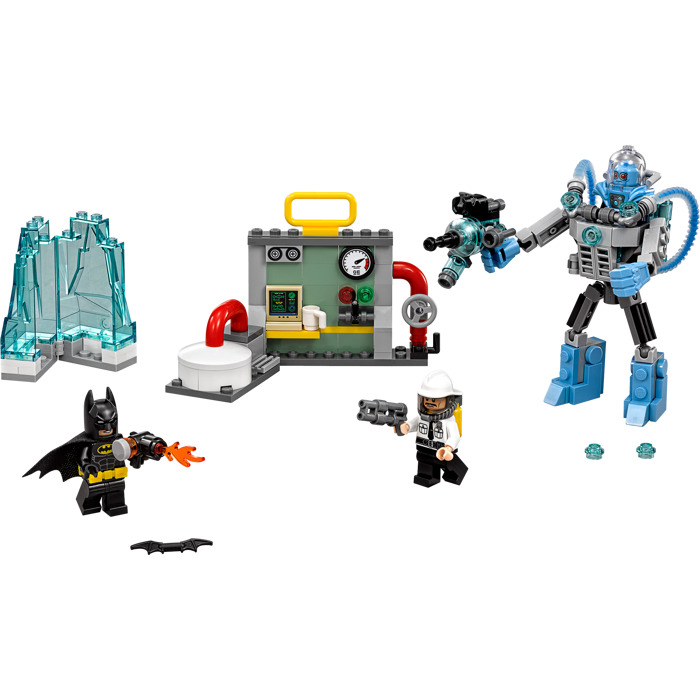LEGO 9247-1 Community Workers Set Parts Inventory and Instructions ...