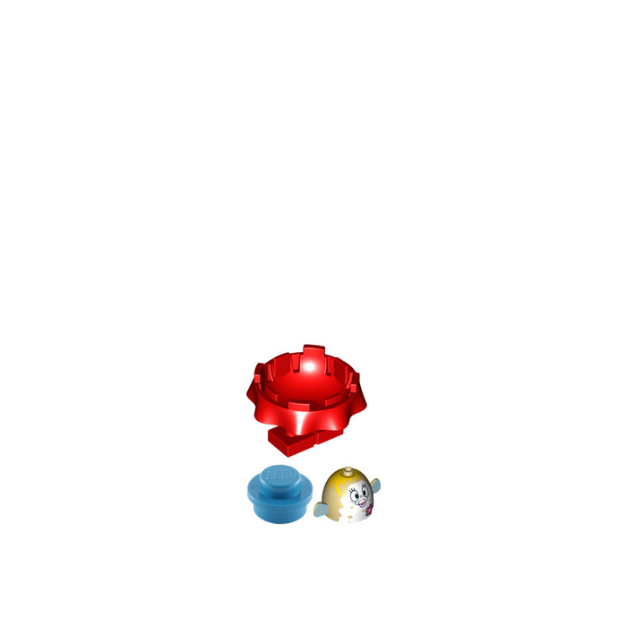 Lego Mrs Puff w// Flower 3818 Spongebob Squarepants Minifigure Mini Figure