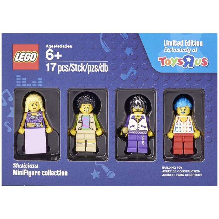 LEGO Musicians minifigure collection (5004421)   Brick Owl - LEGO ...