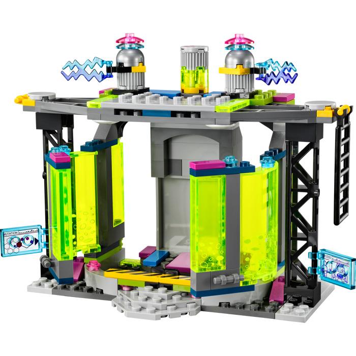 Lego mutation chamber unleashed set 79119 brick owl for Chambre lego