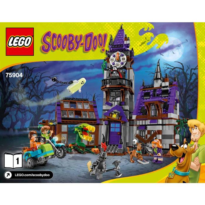 Lego Mystery Mansion Set 75904 Instructions Brick Owl Lego