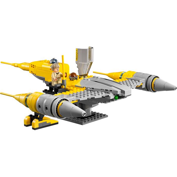 LEGO Naboo Starfighter Set 75092 | Brick Owl - LEGO Marketplace