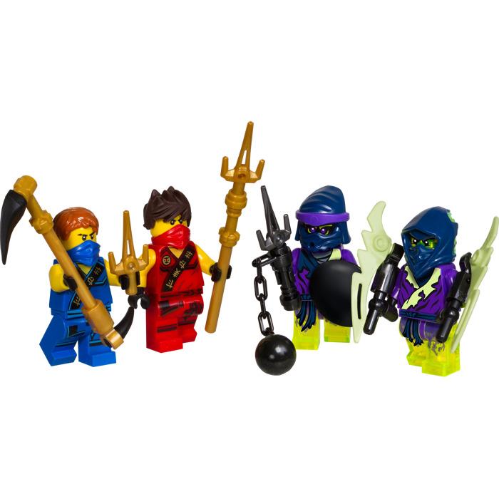 LEGO Ninja Army Building Set 851342 | Brick Owl - LEGO Marketplace