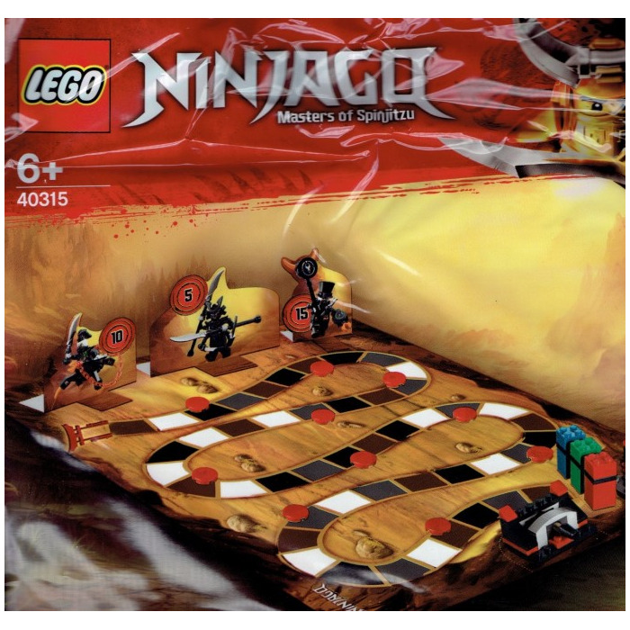 LEGO Ninjago Board Game Set 40315 | Brick Owl - LEGO Marketplace