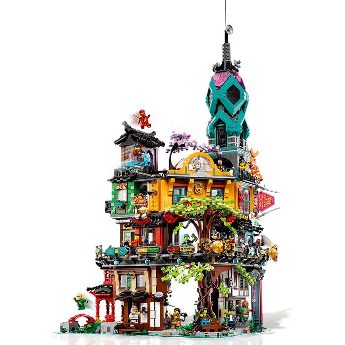 LEGO NINJAGO City Gardens Set 71741   Brick Owl - LEGO ...