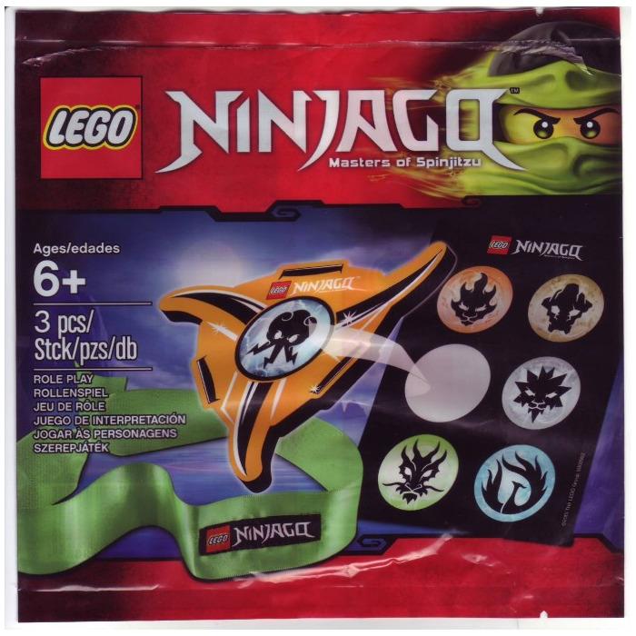lego ninjago role play set 5002922 - Jeux De Lego Ninjago Spinjitzu
