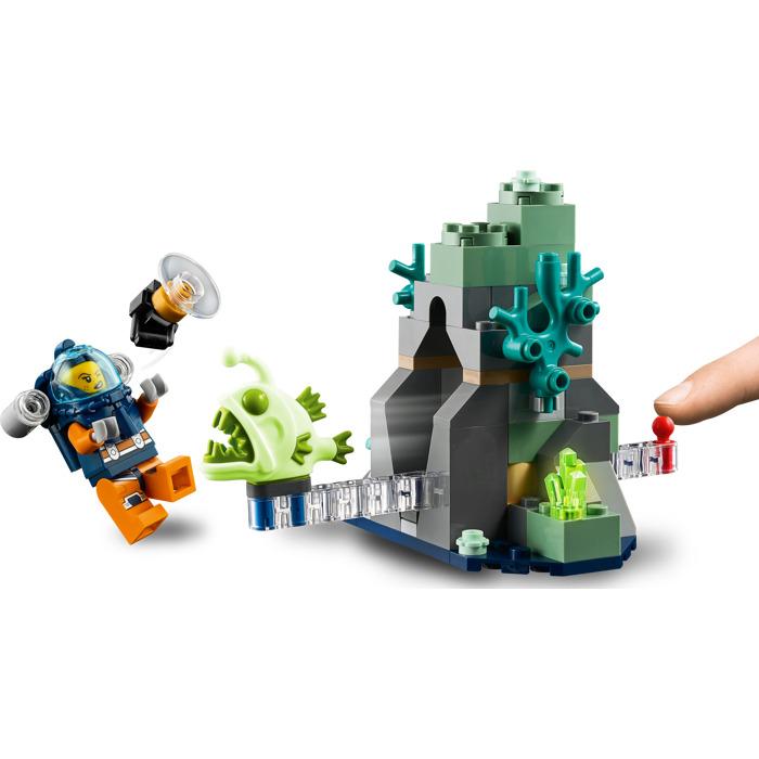 LEGO Ocean Exploration Submarine Set 60264   Brick Owl ...