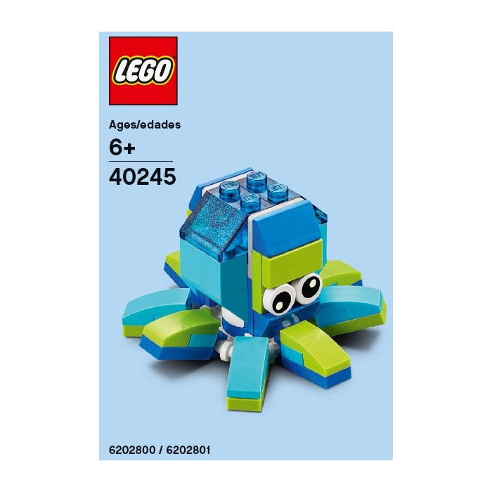 Lego medium azure slope 45 2 x 2 inverted 3660 comes in brick owl lego marketplace - Lego brick caravan a record built piece by piece ...